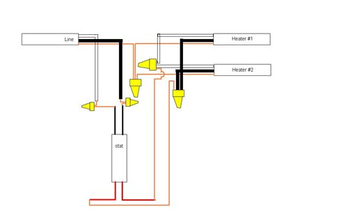 volt baseboard heater wiring diagram image 120v electric baseboard heater wiring diagram wiring diagram on 240 volt baseboard heater wiring diagram