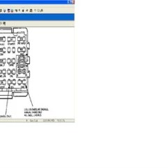 97 Chevy S10 Radio Wiring Diagram Harbor Breeze Ceiling Fan Capacitor Fuse Box For 2005 Aveo Ls - Fixya