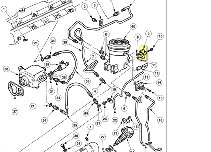 Diagrams Wiring : 7 3 Powerstroke Fuel Bowl Wiring Harness