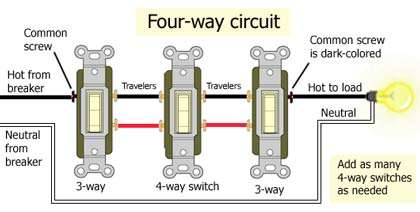 three way switch wiring diagrams one light jet engine parts diagram solved i have a cooper 4 7504v and no fixya geno 3245 205 jpg