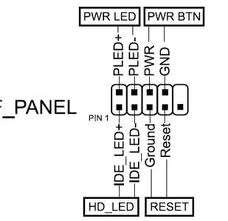 Need the front panel wiring diagram for ECS 965T [Solved