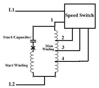 Hampton Bay Fan Switch Diagram Limit Switch Diagram Wiring