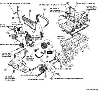 91 Miata Wiring Diagram, 91, Free Engine Image For User
