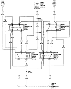 SOLVED: Wiring diagram wiring diagram for a chrysler Voyag