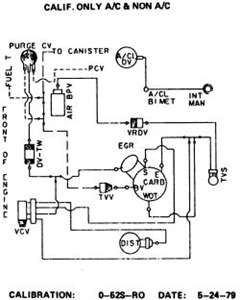NEED THE VACUUM LINE DIAGRAM FOR A 1972 FORD LTD [Solved