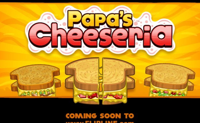 The Template For Papa S Cheeseria Flipline Studios Wiki