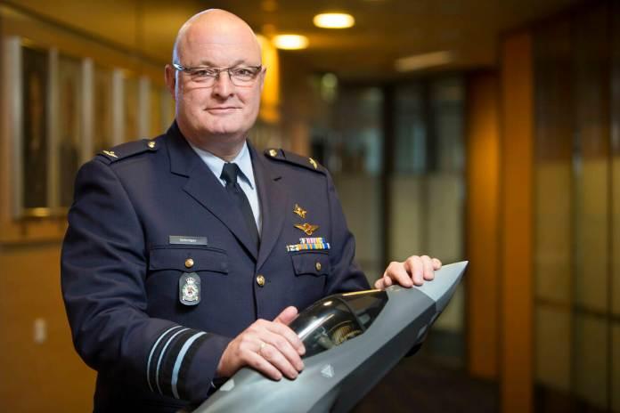 Sander Schnitger (photo: Ministry of Defense)
