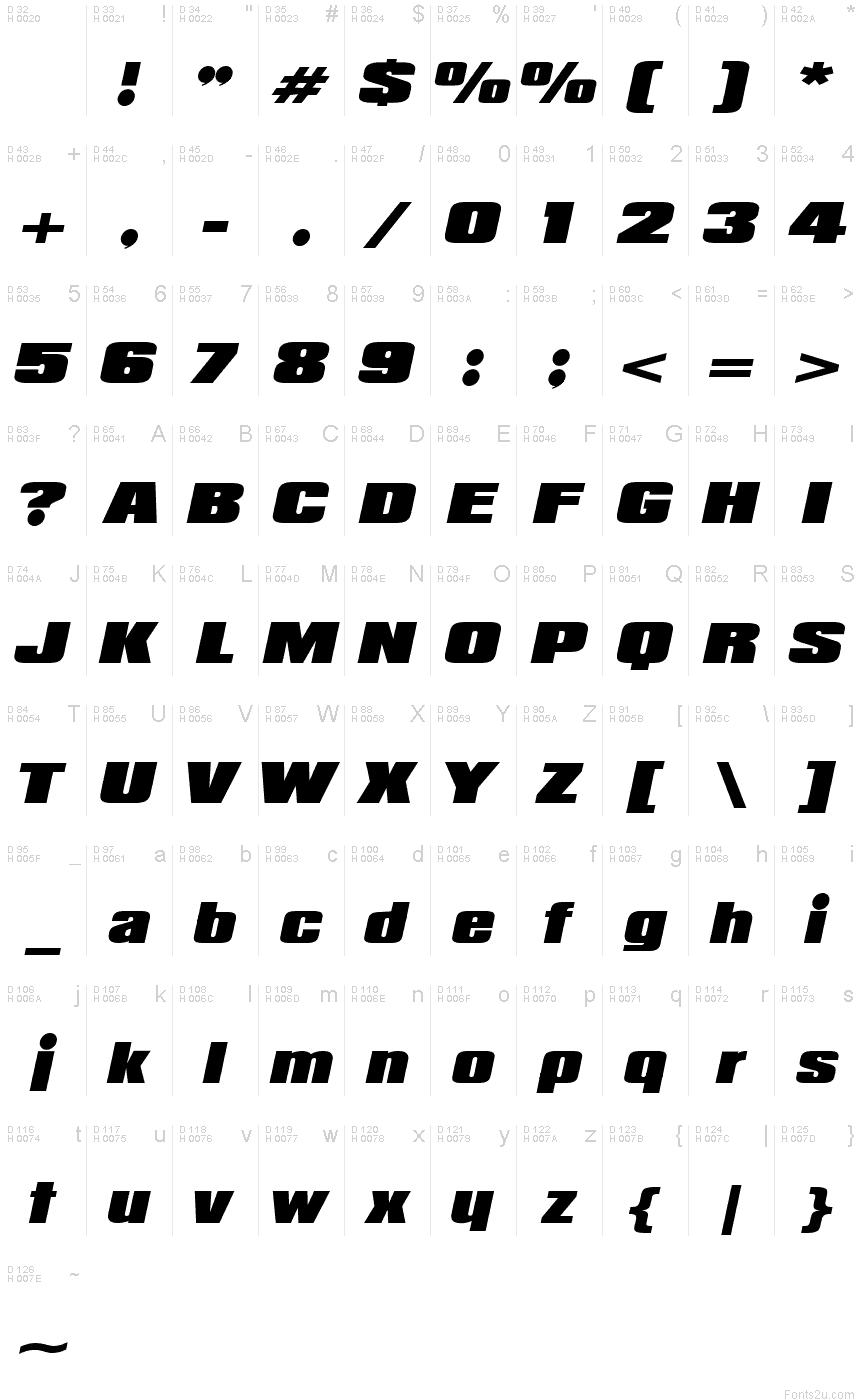 Padaloma Italic font