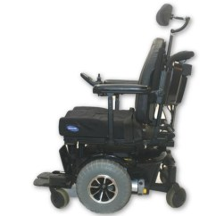 Quantum 600 Power Chair Circle Swivel Cover Off Road Wheelchair Hd Knobby Tires Pride