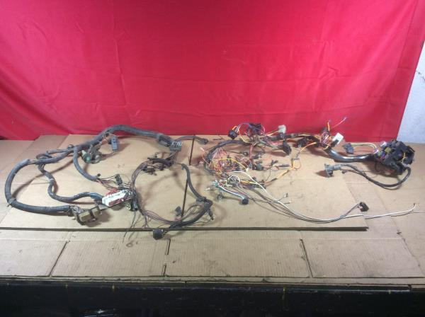 Cj Wiring Harness