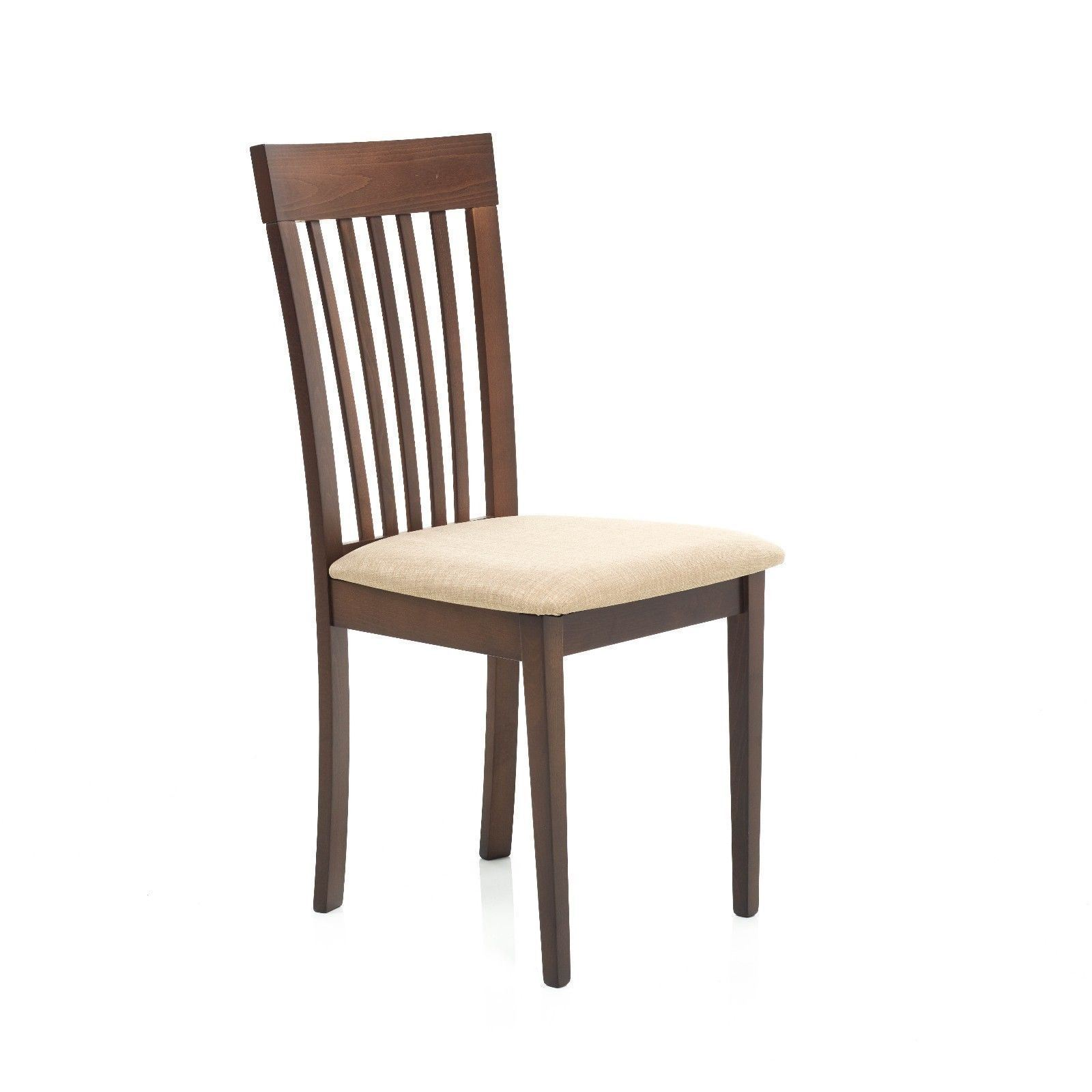 oak kitchen chairs free standing pantries dining solid wood leather foamed seat walnut chair