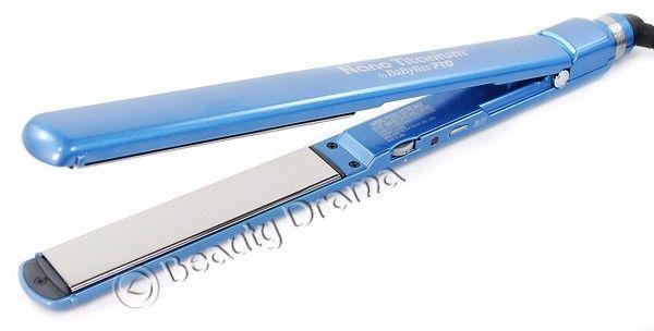 Babyliss PRO Nano Titanium 1 inch Ultra Thin Flat Iron w