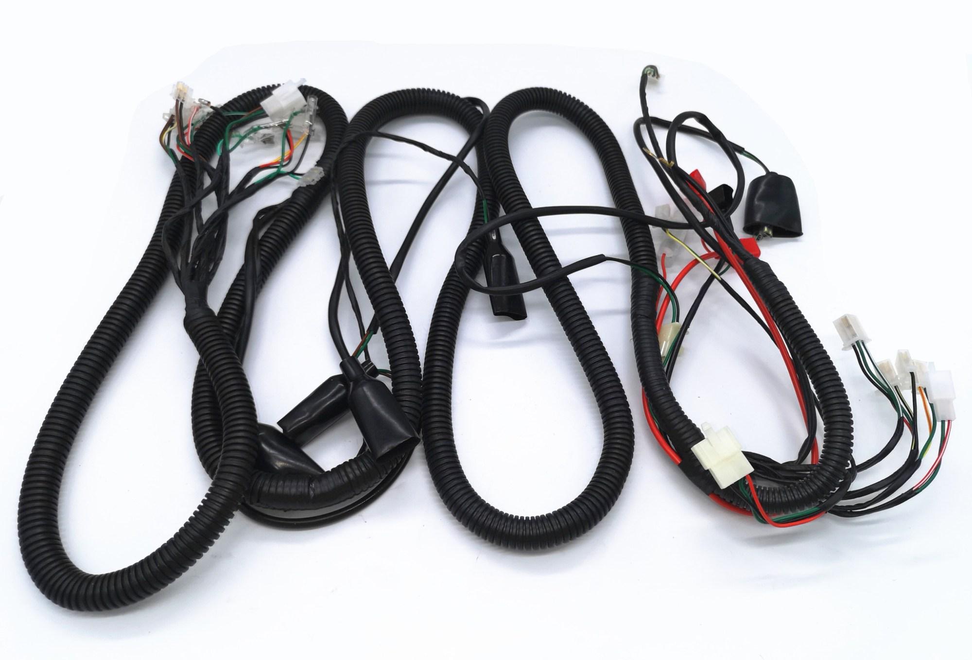 hight resolution of cf250 gy6 250cc kandi kinroad sahara buggy complete wiring loom kandi 250cc wiring harness