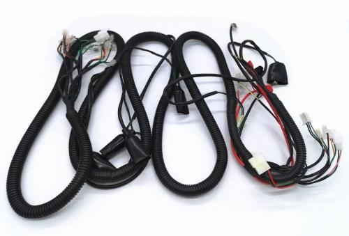 small resolution of cf250 gy6 250cc kandi kinroad sahara buggy complete wiring loom kandi 250cc wiring harness