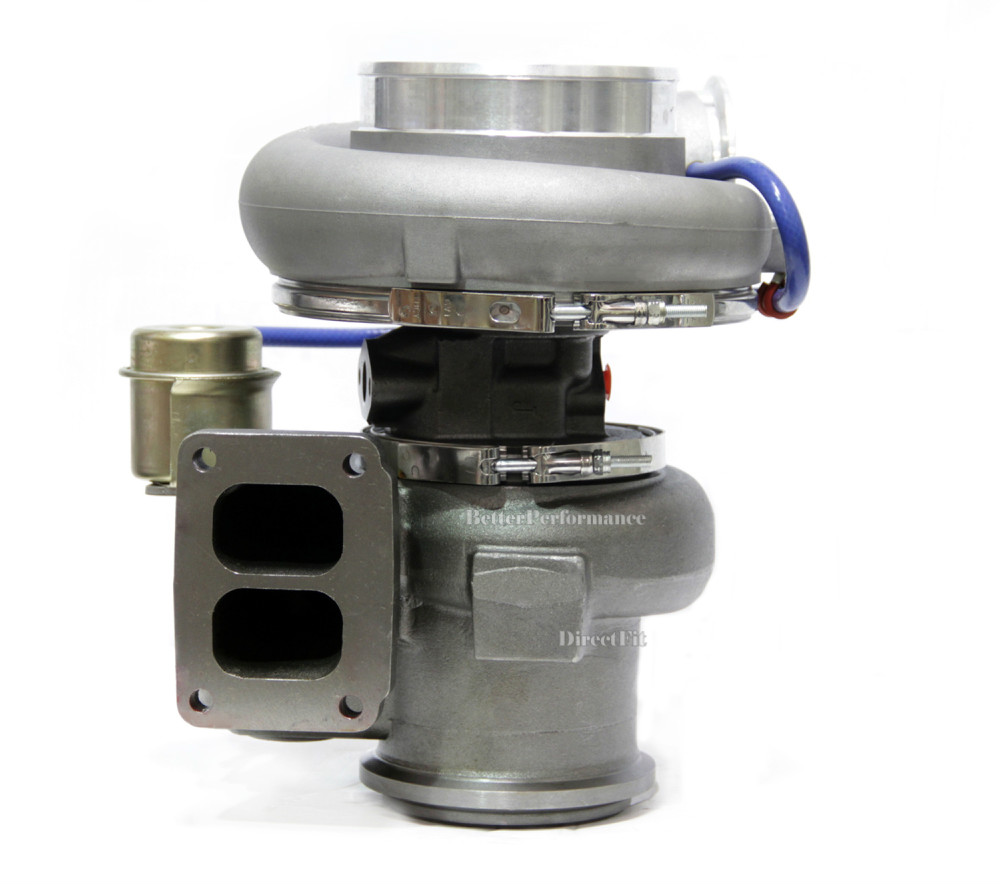 small resolution of details about detroit diesel turbo series 60 14 0l turbocharger non egr