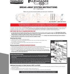 break away unit trailer hopkins breakaway switch system kit switch only hopkins [ 2048 x 1990 Pixel ]