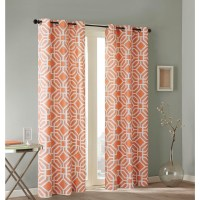 NEW Set 2 Curtains Panels Drapes Pair 63 84 Inch Grommet ...
