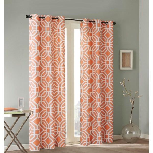 63 Inch Grommet Curtain Panels
