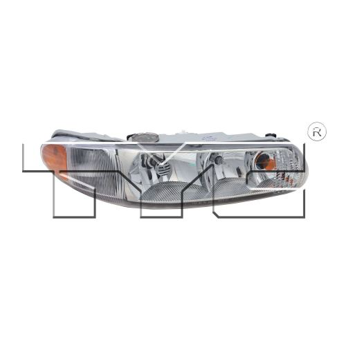 small resolution of details about right side headlight assembly for 1997 2004 buick regal 1997 2005 century