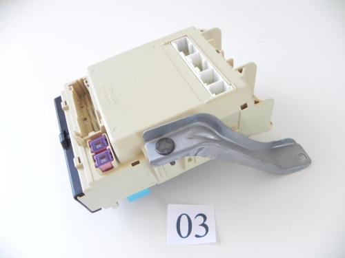small resolution of details about 2008 lexus rx400 interior fuse relay junction box relay oem 822 03