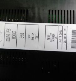 2001 2006 bmw x5 4 4i v8 e53 fuse box [ 1600 x 1200 Pixel ]