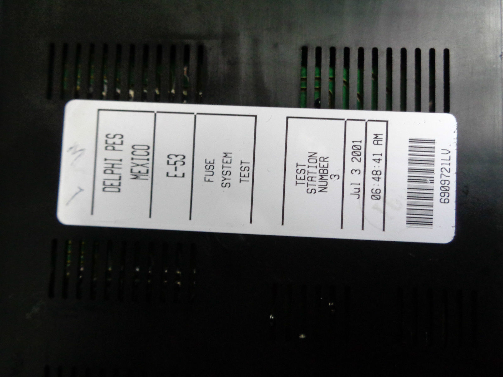 hight resolution of 2001 2006 bmw x5 4 4i v8 e53 fuse box