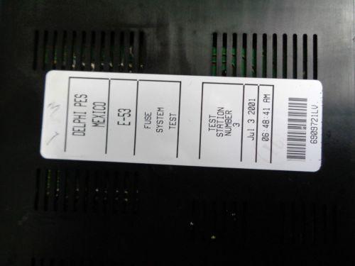 small resolution of 2001 2006 bmw x5 4 4i v8 e53 fuse box
