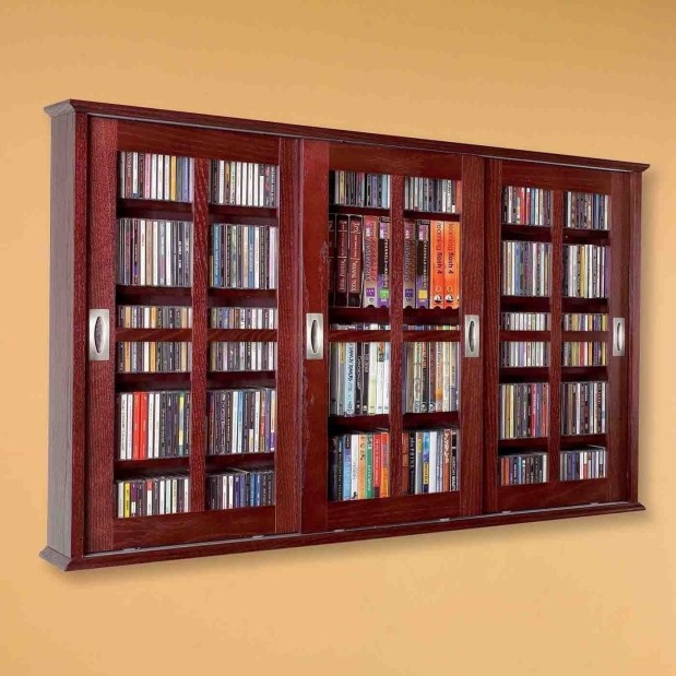 Dvd Wall Cabinet Home Design Ideas