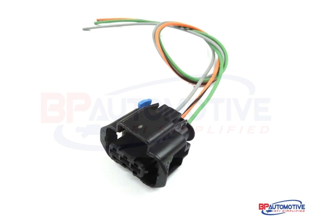 medium resolution of ls3 l99 l76 lsa ls9 map sensor pigtail ebay map sensor pigtail wiring diagram