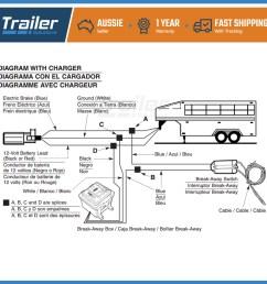 break away system with battery switch trailer float boat electric brakeaway [ 1000 x 1000 Pixel ]
