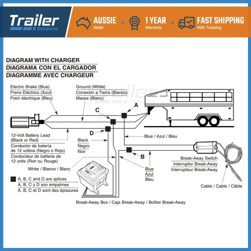 small resolution of break away system with battery switch trailer float boat electric brakeaway