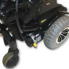 Quantum 600 Power Chair Chiavari Covers Ebay Off-road Wheelchair | Hd Knobby Tires Pride 20