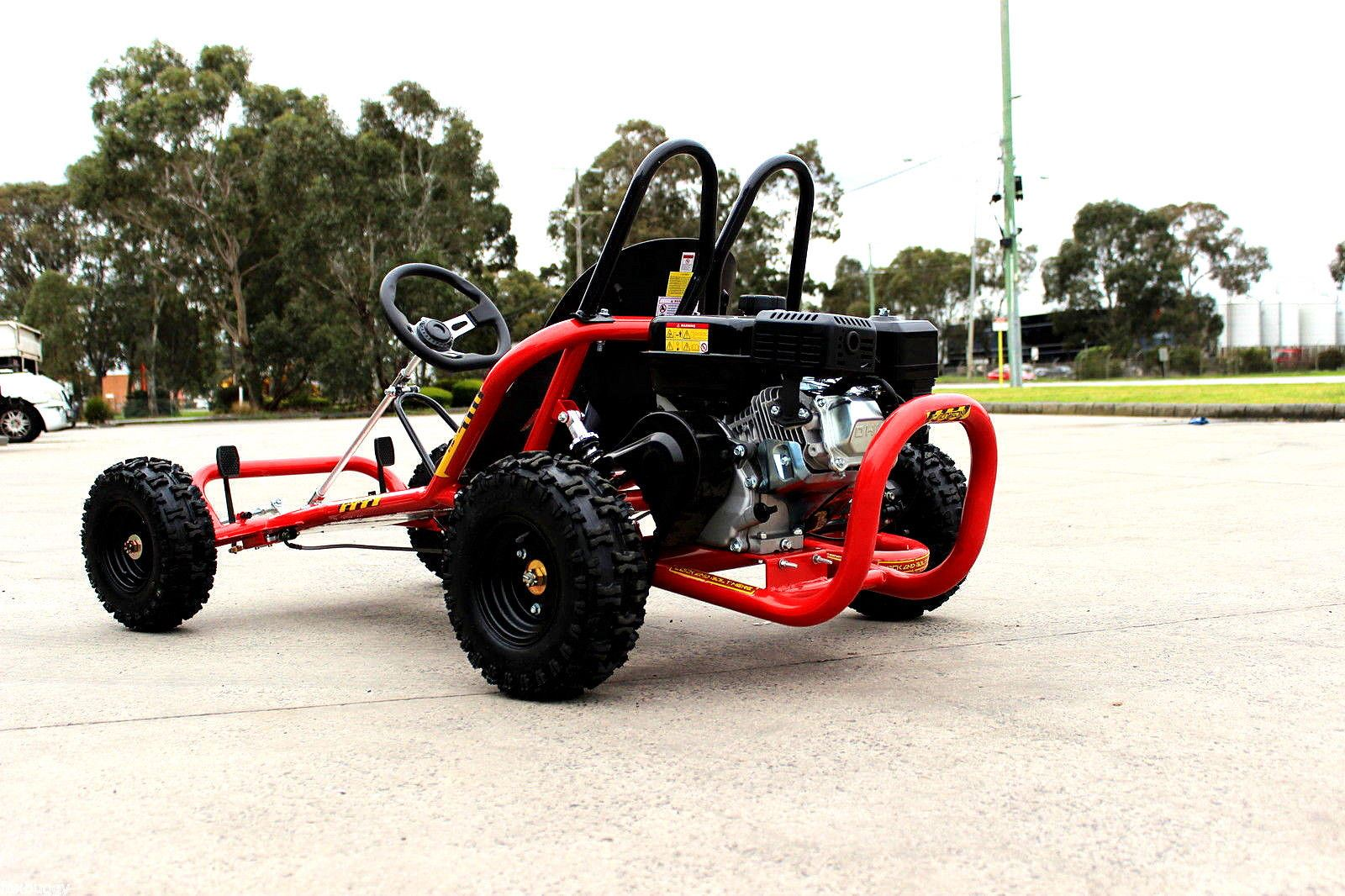 Childs Petrol Buggy