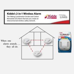 Kidde Smoke Alarm Wiring Diagram 1 Ohm Interconnected Harness Great Installation Of Changing Alarms Detector Circuit