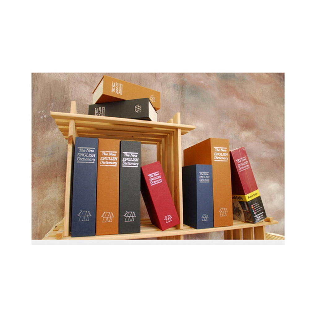 hight resolution of details about creative book fuse box english dictionary book safe box storage box