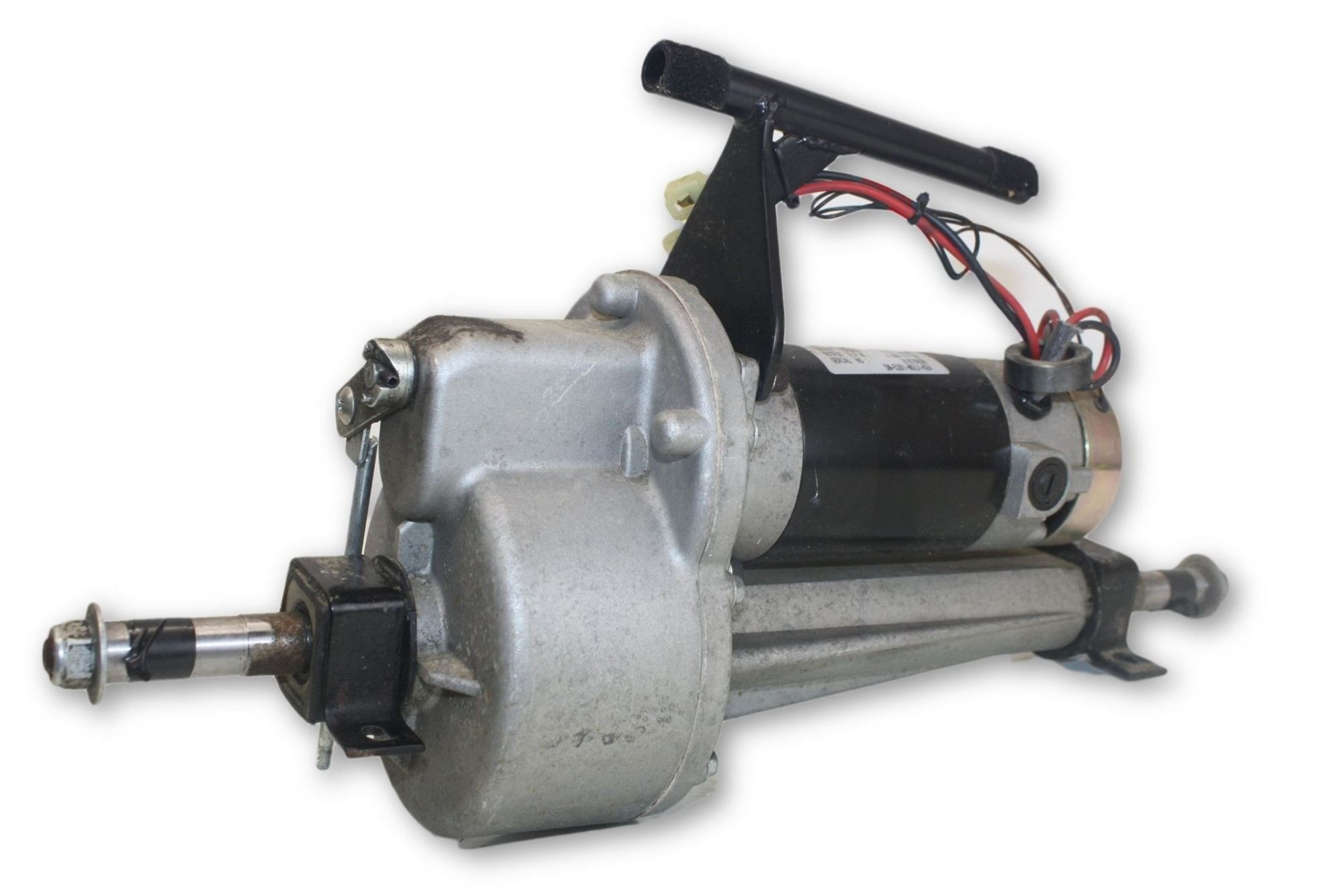 hight resolution of details about pride rally 3 electric scooter motor gearbox brake assembly dm 5201 molx 024