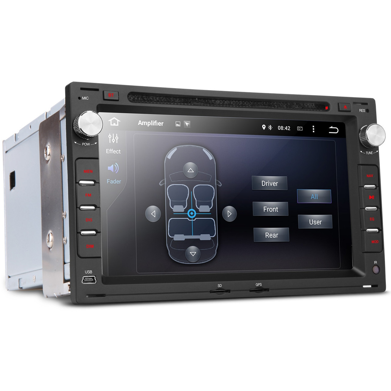 vw polo 9n radio wiring diagram trane cgam chiller lupo bora and android 5 1 head unit stereo