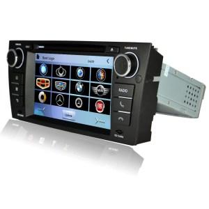 BMW 3 Series E90 E91 E92 E93 Stereo GPS Sat Nav Head Unit