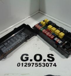 land rover discovery 2 1998 2004 td5 and v8 fuse box including fuses [ 1600 x 1200 Pixel ]