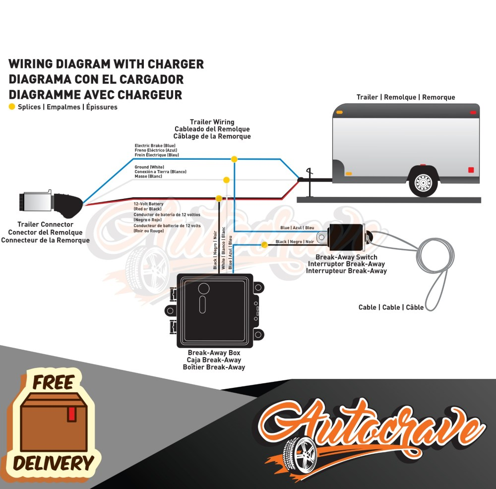 medium resolution of break away unit trailer hopkins breakaway switch system kit switch only hopkins