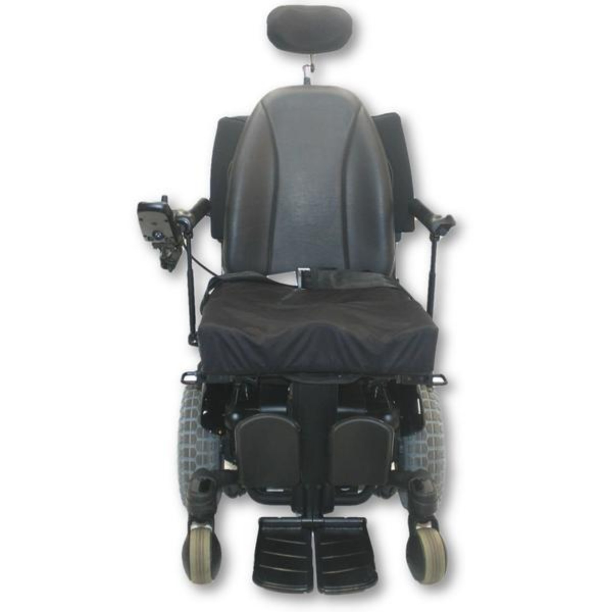 quantum 600 power chair dining covers in pakistan off road wheelchair hd knobby tires pride