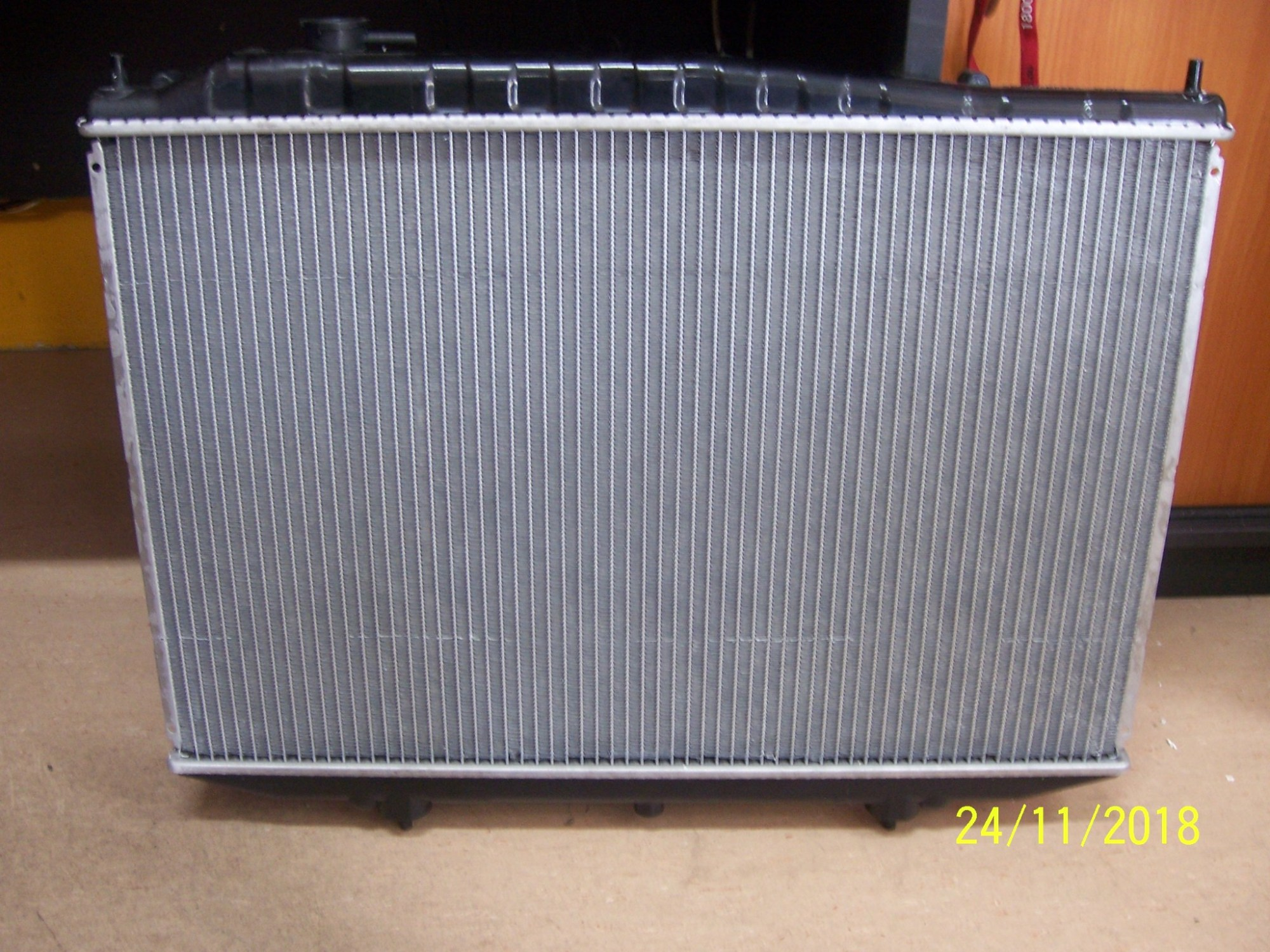 hight resolution of details about radiator nissan navara d22 1997 2015 manual 3 2ltr diesel 2 7ltr