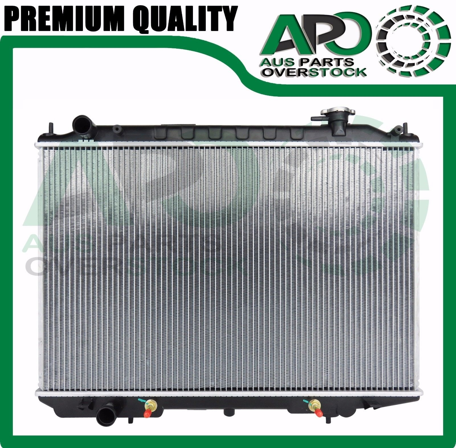 hight resolution of details about premium quality radiator for nissan navara d22 2 5l yd25 turbo diesel 2007 on