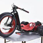 49cc 2 Stroke Fatboy Dt49 Motorised Drift Trike Huffy Slider For Teenage Kids Ebay