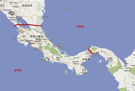 尼加拉瓜運河巨大的環境代價 - 中外對話 - FT中文網