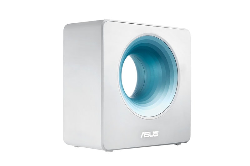 Asus Blue Cave Router Launched at Computex 2017