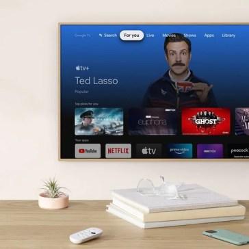 Apple TV App Available on Chromecast With Google TV Globally