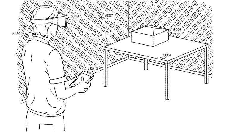 Apple Patent Hints at Possible Development of AR Headset