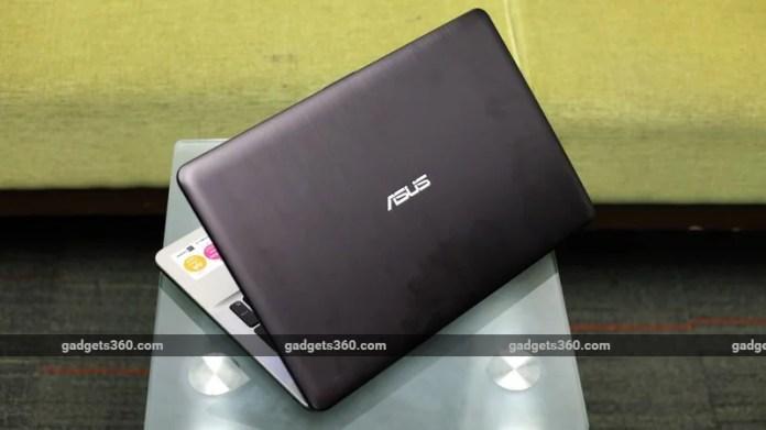 Asus VivoBook Max back ndtv Asus VivoBook Max