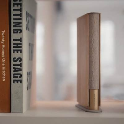 Beosound Emerge by Bang & Olufsen With Unique Book-Like Design Launched